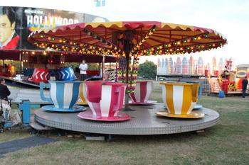Coles Funfairs Children S Rides